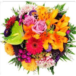 Florist Choice - Mixed Bunch of Seasonal Flowers