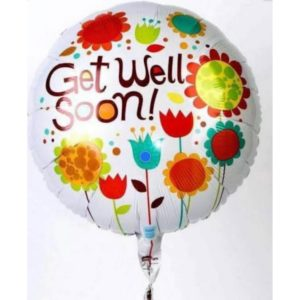 Balloons - Get Well Soon