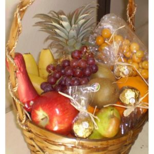 Medium Fruit basket H02