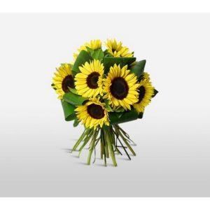 Bunch of Sun Flowers F43