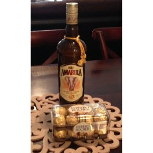 Amarula and Chocolate Hamper H16
